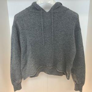 Brandy Melville Gray Sweater/Hoodie